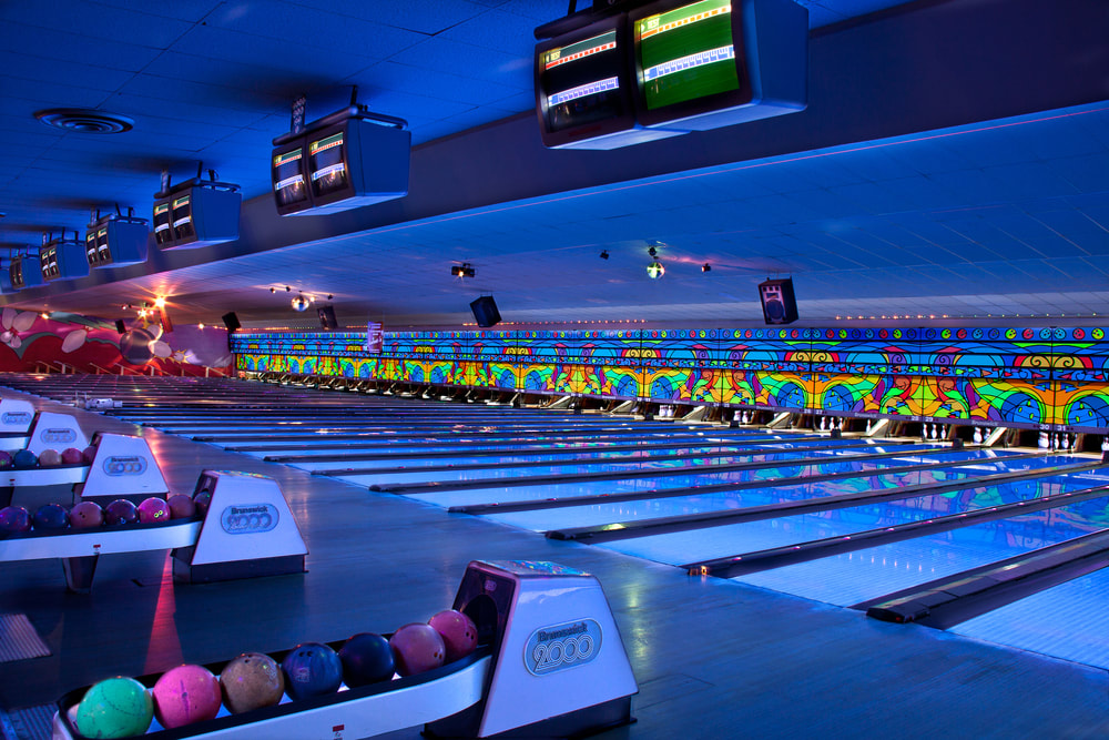 Professional cleaning service for bowling alleys